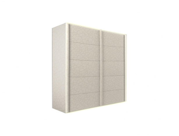 Купить белый шкаф-купе Торис ЛДСП 1-150 дэко 8.0