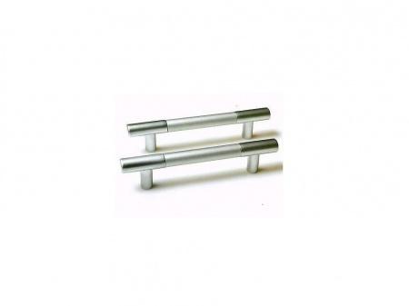 Ручки шкаф-купе Эконом 3х дверный с 1 зеркальной дверью