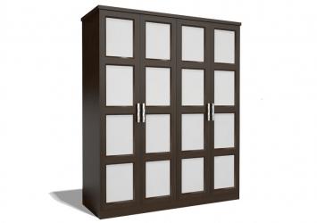 Шкаф распашной 4-х створчатый Парма